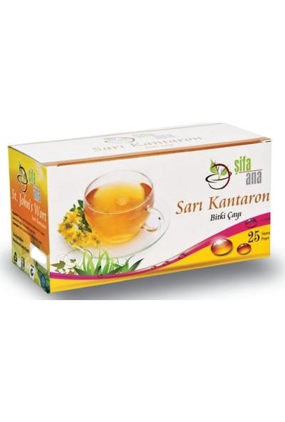 Şifa Ana Sarı Kantaron Çayı 25 Adet Süzen Poşet