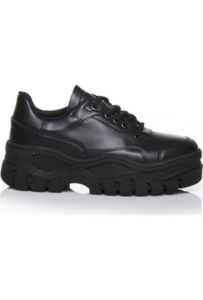 Efem 4200 Kadın Deri Spor Ayakkabı