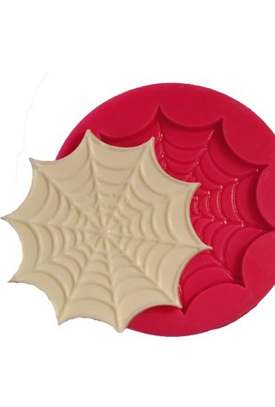 Cesil Örümcek Cupcake Kokulu Taş ve Sabun Kalıbı (6,5*6,5Cm)