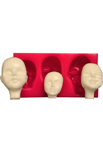 Cesil Yüz Modelleme No:10 Üçlü Kokulu Taş ve Sabun Kalıbı (9,5*5Cm)