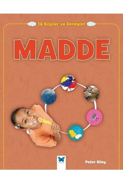 Madde - Peter Riley