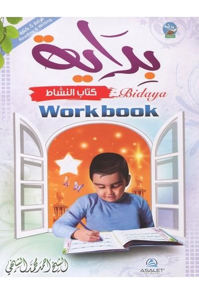 Bidaya Workbook İngilizce Arapça Elifbalı