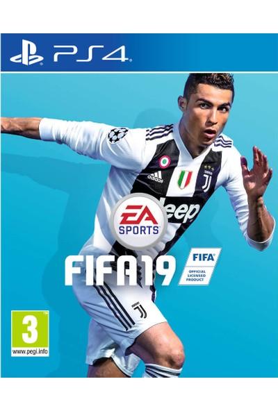 Electronic Arts Fifa 19 (İngilizce) PS4 Oyun