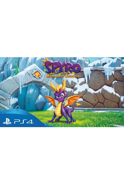 Activision Spyro Reignited Trilogy PS4 Oyun
