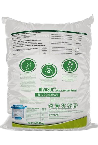 Rivasol ® %100 Organik Solucan Gübresi 20 Kg