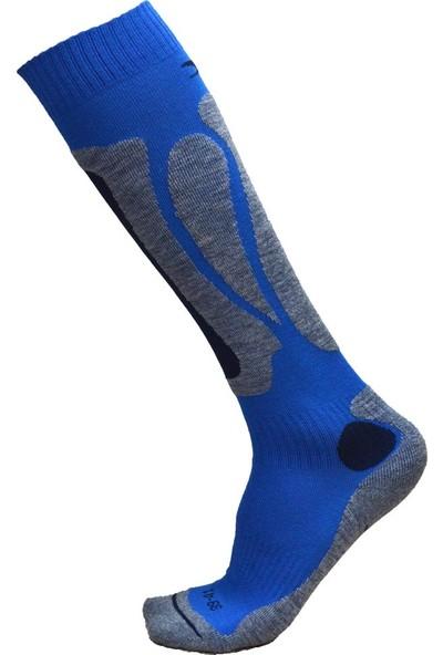 Thermodry ProSki Termal Çorap Soğuk İklim ve Kayak Uzun Konç 1008