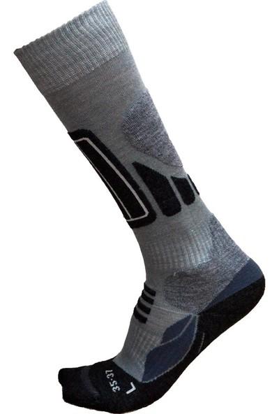 Thermodry ProSki Termal Çorap Soğuk İklim ve Kayak Uzun Konç 1010