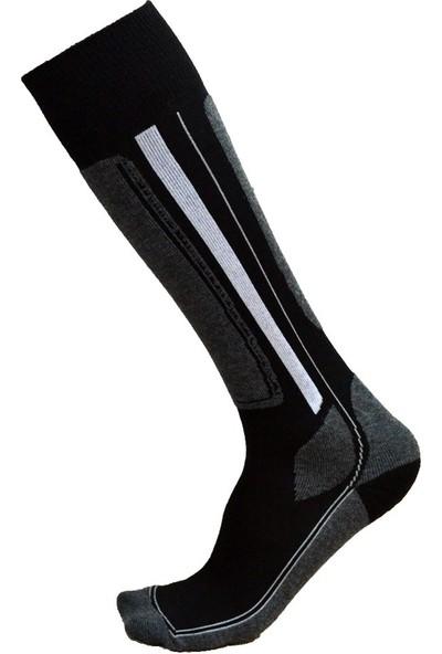Thermodry ProSki Termal Çorap Soğuk İklim ve Kayak Uzun Konç 1013