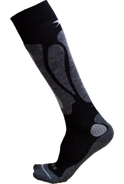 Thermodry ProSki Termal Çorap Soğuk İklim ve Kayak Uzun Konç 1014