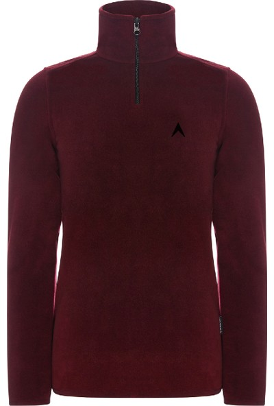 North İce Kadın 1/4 Fermuar Polar Sweat Shirt