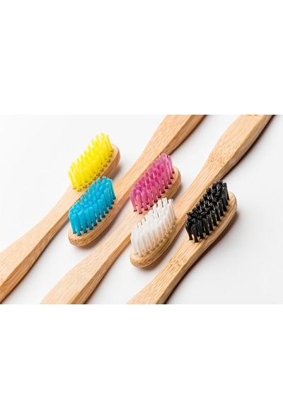 Humble Brush Bambu Diş Fırçası Yetişkin Beyaz Yumuşak
