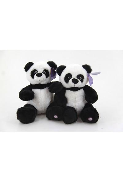 B-Plush Orta Boy Sevimli Panda Peluş
