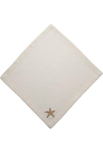 Azur Peçete Gold Yıldız