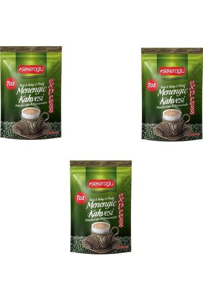 Şekeroğlu Express Toz Menengiç Kahvesi 200 gr x 3
