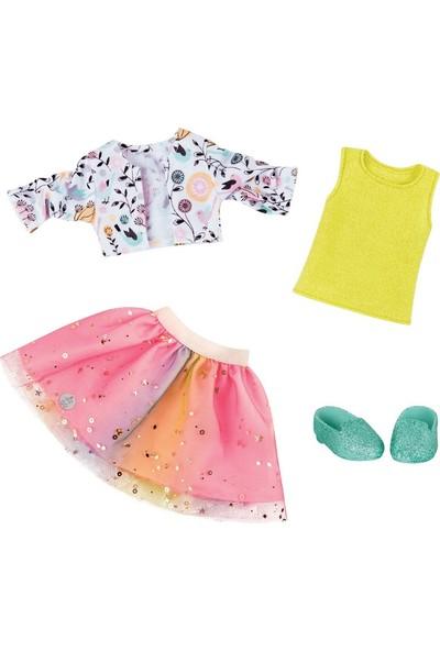 Glitter Kıyafet TopTutu Skirt