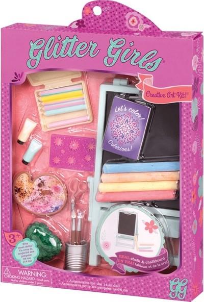 Glitter El İşi Aksesuar Seti