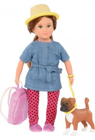 Lori Nadene Ve Nash Oyuncak Bebek 15 cm