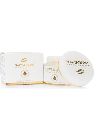 Naftaderm Anti Wrinkle Cream Gece Kremi 50 ml