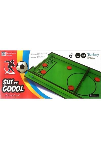 Redka Şut ve Gol Oyunu