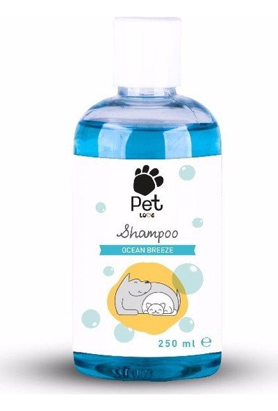 Pet Love Eco Kedi & Köpek Şampuanı Ocean Breeze 250 Ml