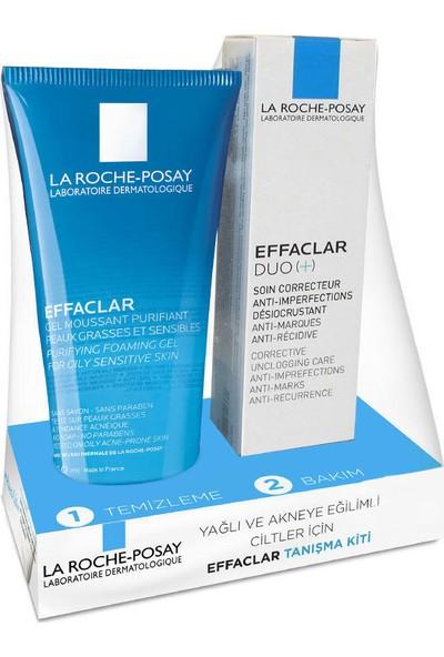 La Roche Posay Effaclar Duo 15ml ve Effaclar Gel 50ml Kofre