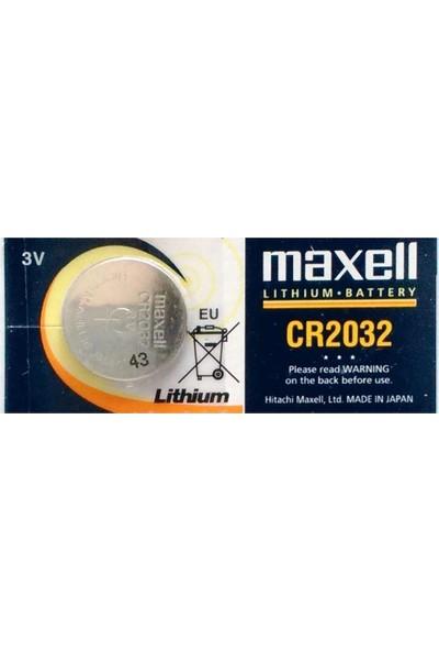 Maxell Cr2032 Pil Lithium