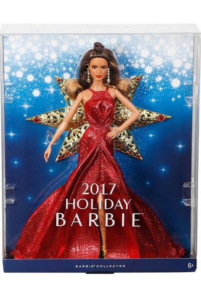 Barbie 2017 Mutlu Yıllar Bebeği Kumral
