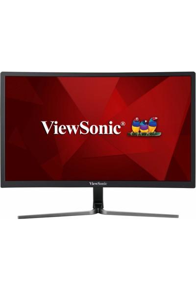 ViewSonic VX2458-C-mhd 24 144Hz 1ms (HDMI+Display+DVI) FreeSync/GSync FHD Curved Oyuncu Monitör