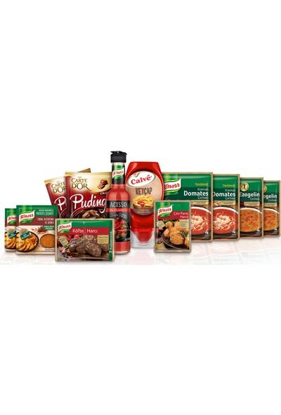 Knorr, Calve, Carte d'Or Gıda Paketi