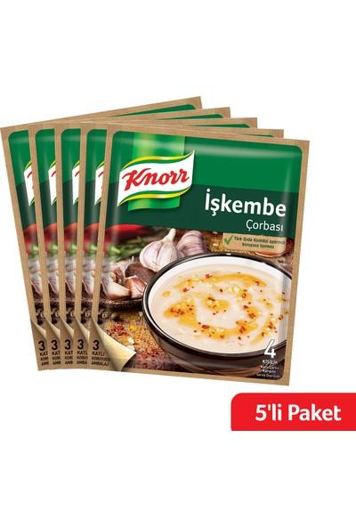 Knorr Hazır Çorba İşkembe 5'li Paket