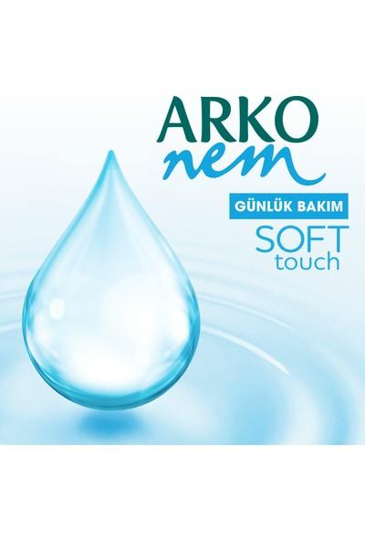 Arko Nem Krem Nemlendirici Bakım Soft Touch El ve Vücut Kremi 300ml