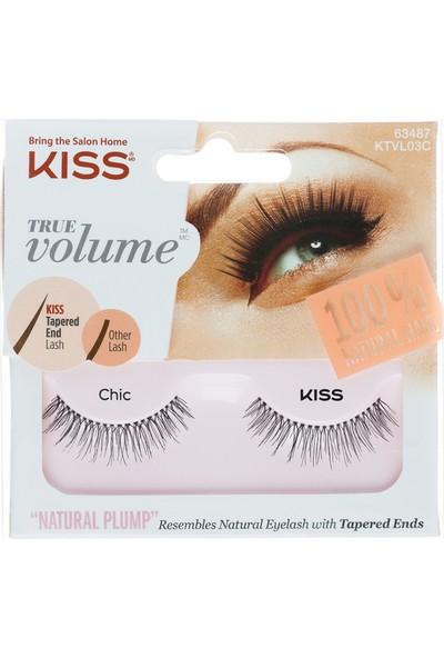 Kiss True Volume Lash Chic Kiss