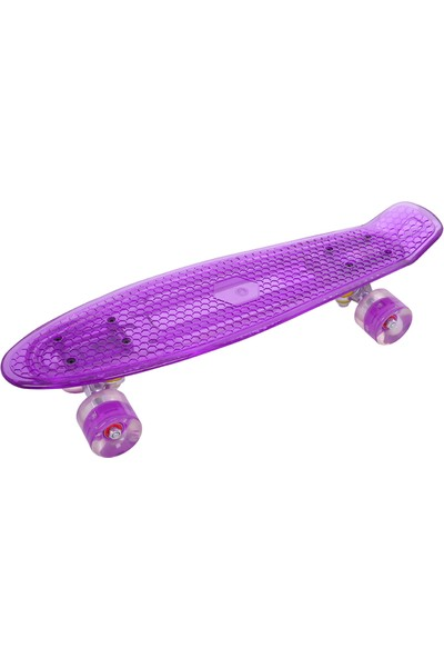 Xslide 24 Led Skateboard Kaykay