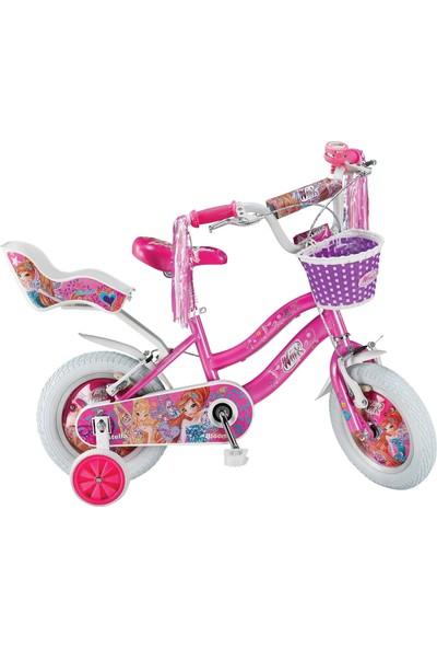 """Ümit 1225 Winx 12"""" Çocuk Bisikleti"""