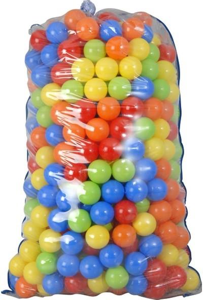 Pilsan Oyun Havuz Topu 7 cm / 500 Adet
