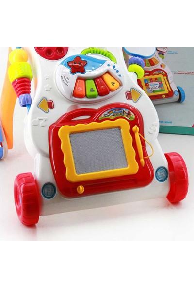 Babycim Ağırlık Dengeli İlk Arabam - YENİ