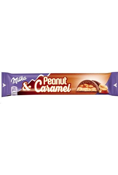 Milka Peanut Caramel 12 ca Çikolata 276 gr