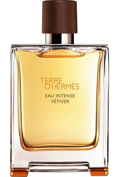 Hermes Terre D'Hermes Eau Intense Vetiver Edp 100 ml Erkek Parfümü