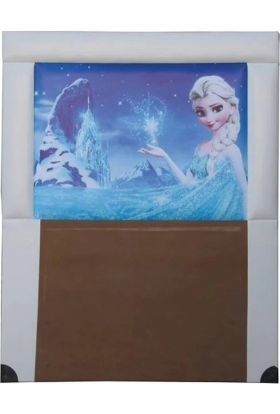 Ellaronia Tek Kişilik Başlık Elsa Karlar Ülkesi 90x115