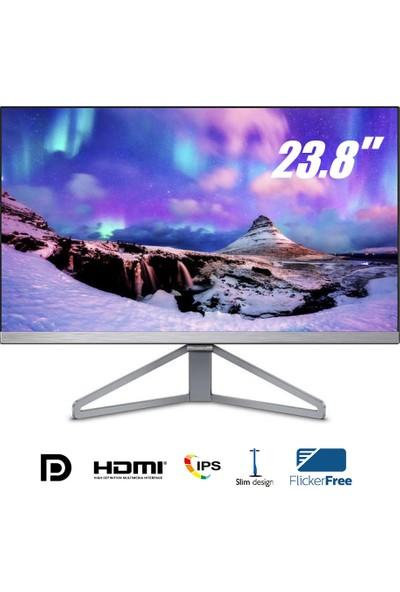 Philips 245C7QJSB/00 23.8 5ms (Analog+HDMI+Display) Full HD IPS Monitör