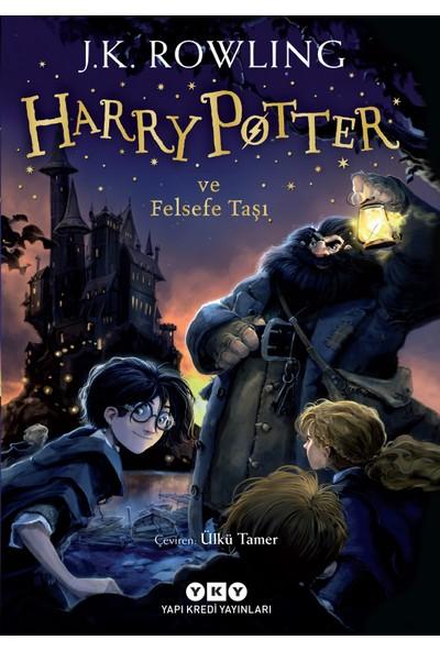 Harry Potter ve Felsefe Taşı - J. K. Rowling