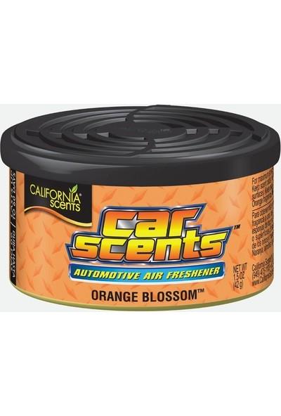 California Car Scents Orange Blossom Portakal Çiçeği Oto Kokusu