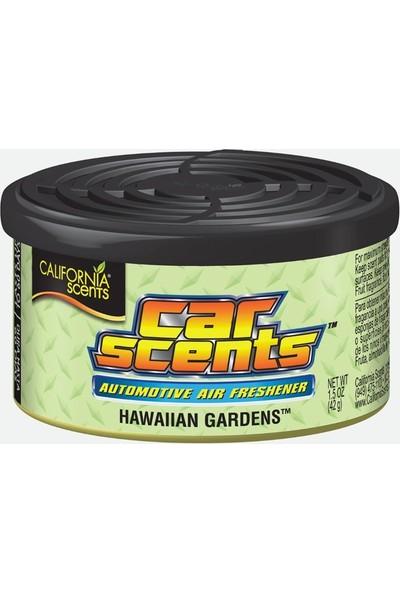 California Scents Hawaiian Gardens Bahçe Çiçekleri Oto Kokusu