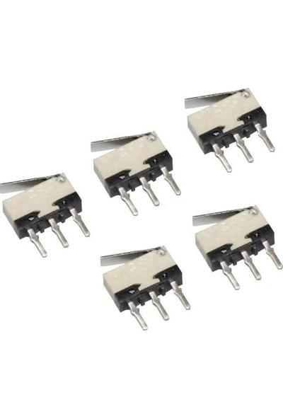 Keskinler US 8X 3 Ayaklı Mikro Buton