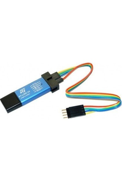 Keskinler ST-Link V2 Mini Programlayıcı Metal Kasa