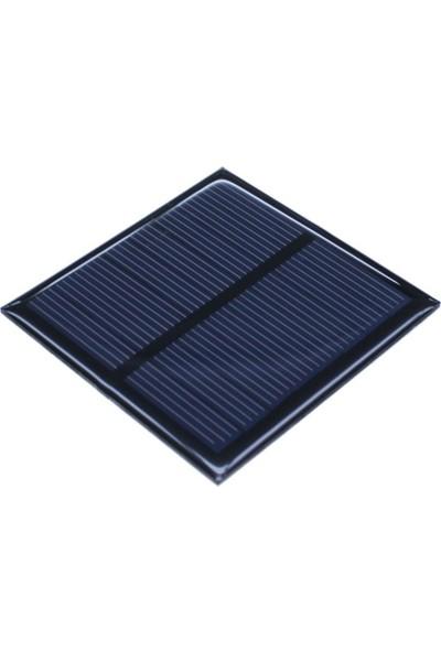 Keskinler 4.2 V 100mA Güneş Pili - Solar Panel 60x60mm