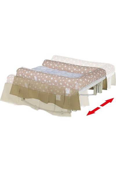 Bondigo BL7203 Rüya Ana Dizi & Kucağı Yıldız Kahverengi