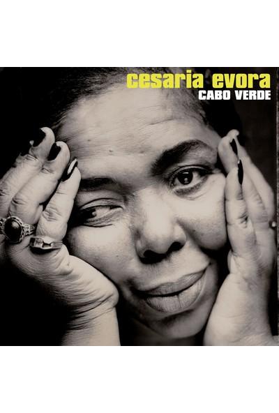 Cesaria Evora - Cabo Verde (1997) - Plak