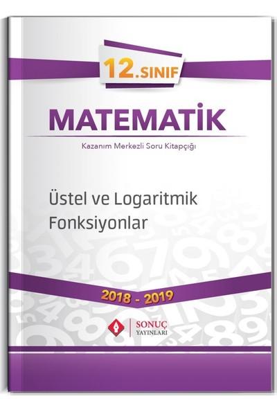 Sonuç Yayınları 12. Sınıf Matematik Modüler Set