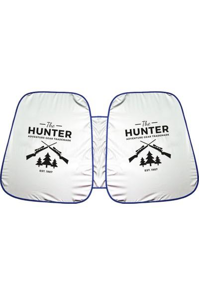 Olunca Hunter Oto Ön Cam Güneşliği